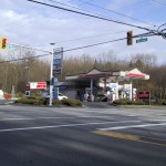 Esso Station, 96 Ave and 168 Street